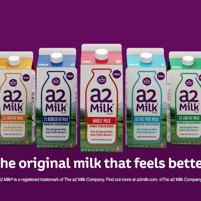 A2 Milk –  Comeback to Milk Campaign