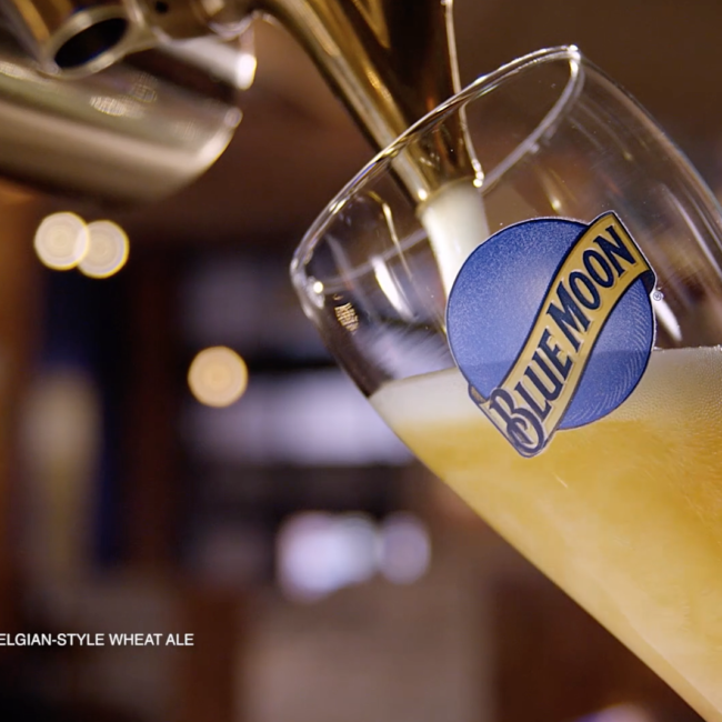 Blue Moon – 2015 TV Campaign